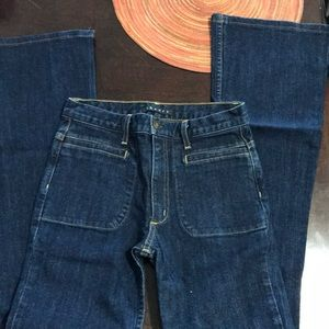Theory Flare Denim Jeans size 25